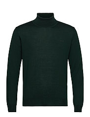 Merino Embroidery - Id - DARK GREEN
