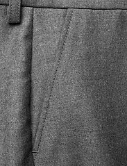 SAND - 1698 - Sasha Tailored - uitlopende broeken - grey - 2