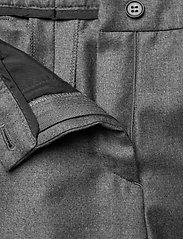 SAND - 1698 - Sasha Tailored - uitlopende broeken - grey - 3