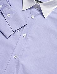 SAND - 8753 - Nube C - långärmade skjortor - blue - 2