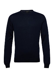 Merino JC Two Tone - Iq - MEDIUM BLUE