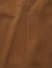 SAND - 2548 - Malhia Wide - broeken med straight ben - light camel - 5