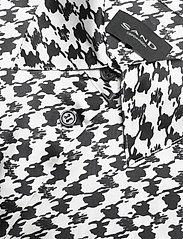 SAND - 3174 Satin - Latia - long sleeved blouses - pattern - 2