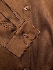SAND - 3176 - Latia - overhemden met lange mouwen - brown - 1