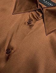 SAND - 3176 - Latia - overhemden met lange mouwen - brown - 2