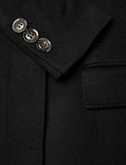 SAND - Cashmere Coat W - Parker 3 - ullkappor - black - 4