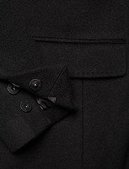SAND - Cashmere Coat W - Britni 2 - black - 3
