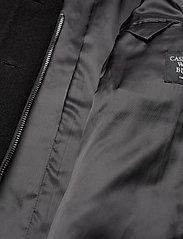 SAND - Cashmere Coat W - Britni 2 - black - 4