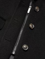 SAND - Cashmere Coat W - Britni 2 - black - 5