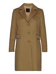 Cashmere Coat W - Britni 2 - CAMEL