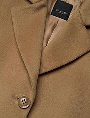 SAND - Cashmere Coat W - Britni 2 - manteaux en laine - camel - 2