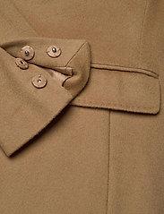 SAND - Cashmere Coat W - Britni 2 - manteaux en laine - camel - 3