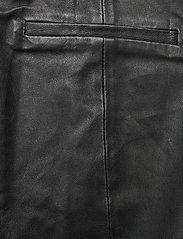 SAND - Stretch Leather - Tennie - nahka - black - 3