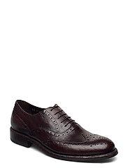 Footwear MW - F316 - DARK BROWN
