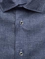 SAND - 8758 - Iver C 2 - oxford-skjortor - medium blue - 2