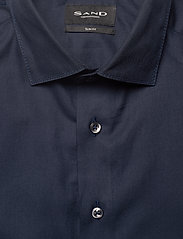 SAND - 8759 - Iver C 2 - oxford-skjortor - dark blue/navy - 2