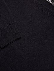 SAND - Cashmere - Iq - stickade basplagg - dark blue/navy - 2