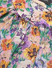 SAND - 3419 - Prosi Top S - blouses met korte mouwen - pink - 2