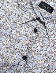SAND - 3418 - Latia - långärmade skjortor - pattern - 2