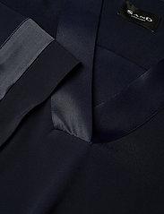 SAND - Crepe Satin Back - Ambar - robes de jour - medium blue - 2