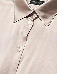 SAND - 3176 - Latia - chemises à manches longues - oyster - 2