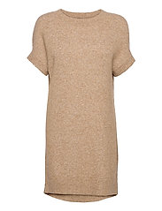 5210 - Izadi Dress - CAMEL