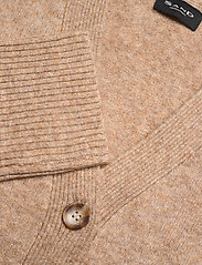 SAND - 5210 - Alp Cardigan - cardigans - camel - 2