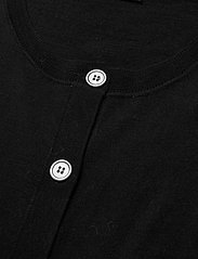 SAND - Fellini - Isamu - cardigans - black - 2