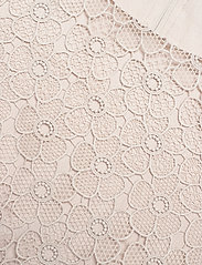 SAND - 3177 - Ellie - robes de cocktail - off white - 2