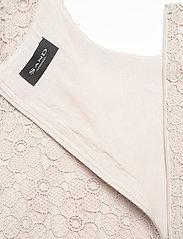 SAND - 3177 - Ellie - robes de cocktail - off white - 3