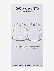 SAND - 3177 - Valentine - long sleeved blouses - black - 2