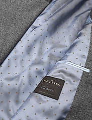 SAND - 6135 Oxford - Star Napoli Normal - enkelknäppta kavajer - grey - 4