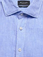 SAND - 8823 - State NC - basic skjortor - blue - 2