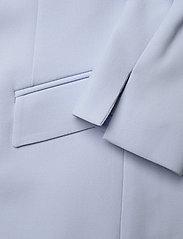 SAND - 3596 - Keiko Dress - dunne jassen - blue - 3