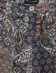 SAND - 3424 - Sasha Flex - uitlopende broeken - pattern - 2
