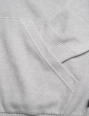 SAND - 5488 - Hoodie Ingram - basic sweatshirts - grey - 3