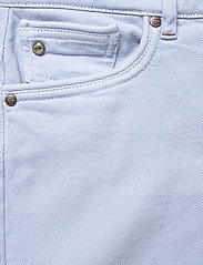 SAND - 0639 - Kathy Skirt - midi kjolar - light blue - 2