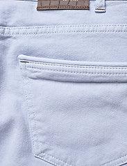 SAND - 0639 - Kathy Skirt - midi kjolar - light blue - 4