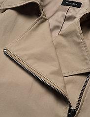 SAND - Techno Cotton W - Quita New - trenchcoats - light camel - 2