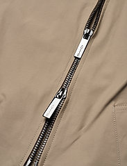 SAND - Techno Cotton W - Quita New - trenchcoats - light camel - 3