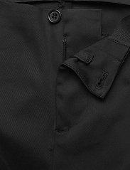 SAND - Suede Touch WF - Arella - slim fit broeken - black - 2