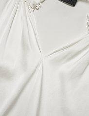 SAND - 3176 - Prosi Top S - blouses met korte mouwen - off white - 3