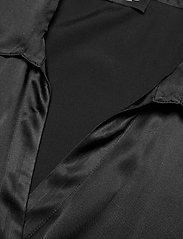 SAND - 3176 - Wrap - blouses met lange mouwen - black - 2