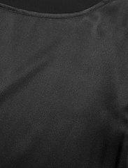 SAND - 3176 - Nova - blouses met lange mouwen - black - 2