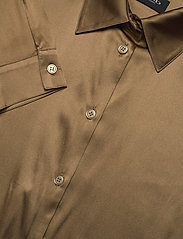 SAND - 3176 - Latia - overhemden met lange mouwen - light camel - 2