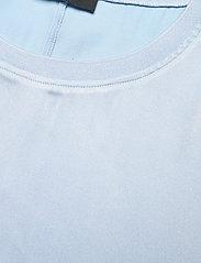 SAND - 3176 SW - Minerva - blouses met korte mouwen - light blue - 2