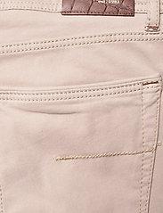 "SAND - Suede Touch - Burton NS 30"" - slim jeans - light camel - 4"