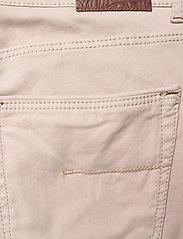 "SAND - Suede Touch - Burton NS 32"" - regular jeans - light camel - 4"