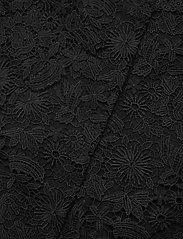 SAND - 3180 - Bala Cuff - blouses met lange mouwen - black - 2