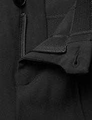 SAND - 0624 - Arella - slim fit broeken - black - 2